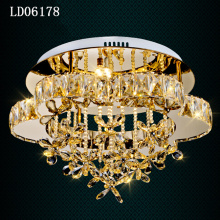 Factory outlet k9 crystal modern lighting fixtures