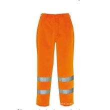 High Visibility Safety Pants, Polyester Oxford Fabric, En/ANSI