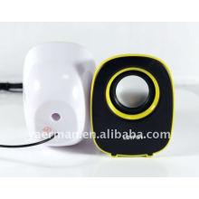 2.0 loudspeakers/stereo speakers,computer speaker with usb input