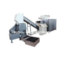 Máquina de unidad de trituradora de eje único