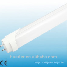 Vente chaude 1.2m 18w t8 led tube light set