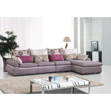 Modern Fabric Corner Sofa for Living Room