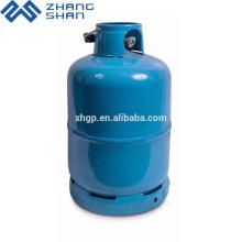 Cilindro de tanque de gás esférico de GLP de banco de moedas 4,5 kg mais vendidos