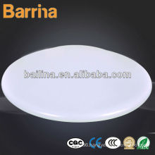 Top Arylic surface mounted led ceiling lamp can print custom logo