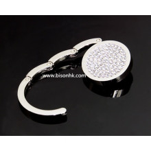 Die Casting Hanging Handbags Foldable Purse Hooks