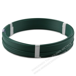 PVC Coated Wire for Binding Wire