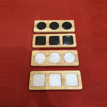 Marble Stone + Wood Cheese Board Set/Serving Board