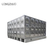 Square Type Stainless Steel Water Tank Modular Panels