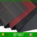 100% Polyester Compound Fabric mit Checks für Bomberjacke gedruckt