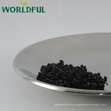 bio fertilizante orgánico orgánico global del ácido húmico, fertilizante orgánico cristalino brillante negro del leonardite del ácido húmico