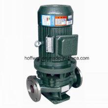Pompe chimique centrifuge en acier inoxydable IHG