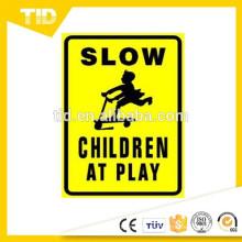 señal de tráfico, OEM, lento