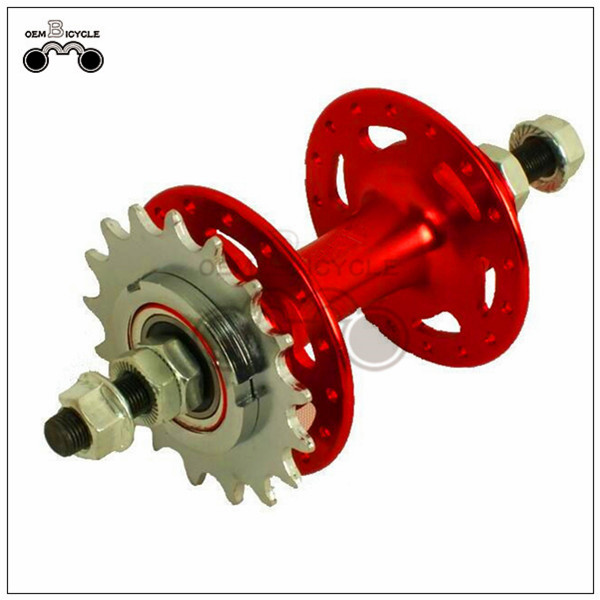 fixed gear bike aluminum alloy color hub6