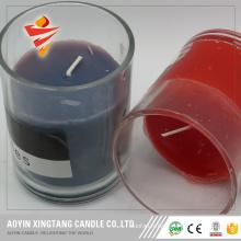 Bocaux en verre pour la fabrication de bougies