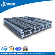 Best Selling 6063-T5 Aluminum Frame Anti-Slip Entrance Door Matting