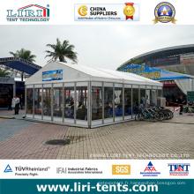 Tente d'exposition étanche avec système de refroidissement à vendre