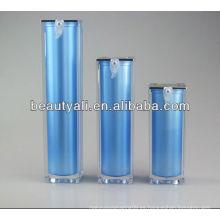 Botella cosmética acrílico sin aire