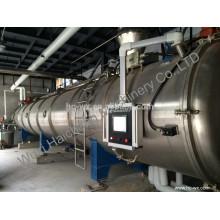 China proveedor secador de vacío industrial para aplicación en polvo