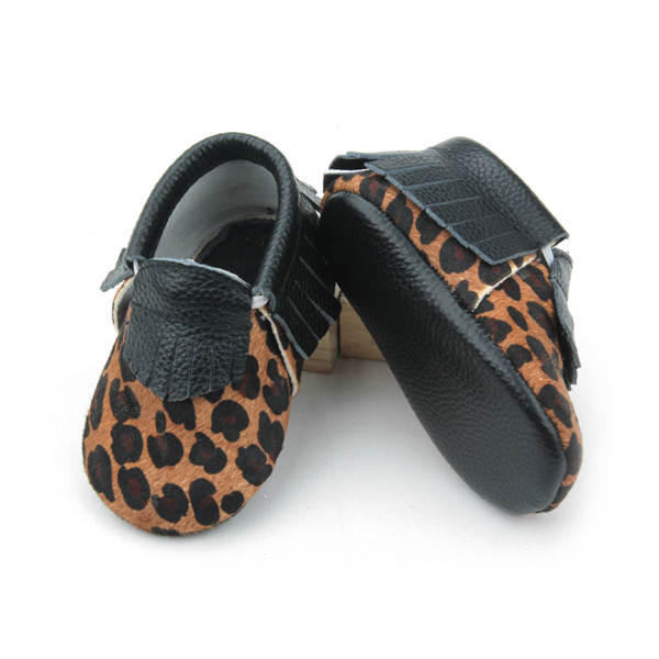 Leopard Patterns Moccasins