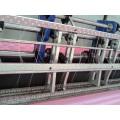 Equipo puntada de la cerradura Multi aguja máquina que acolcha para sacos de dormir edredón