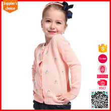 Neueste Mode Mädchen Rabatt Baumwolle Kaschmir Kinder Pullover