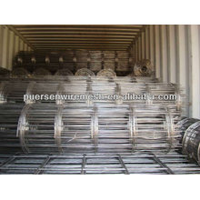 heavy big roll galvanized Welded Wire Mesh