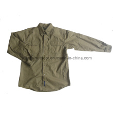 Camisa de combate militar e tático