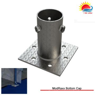 Kits de soportes de tierra para energía solar más sencillos de instalar (MD0232)