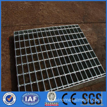 Hot-Dip Galvanized merangkumi akses dan Gratings