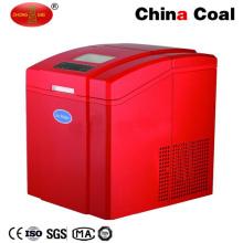 Zb-01 pequeño fabricante de hielo portátil con cuatro colores diferentes