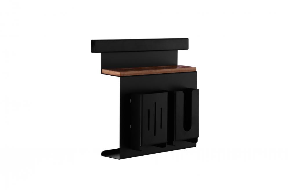 black coating kitchen dish rack