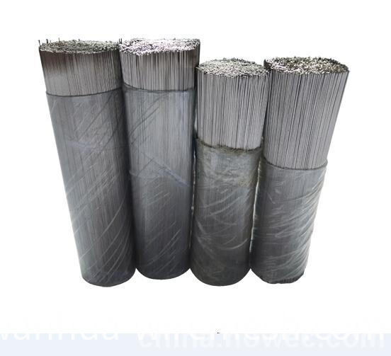 0.7mm Electro Galvanized Straight Cut Iron Wire (1)