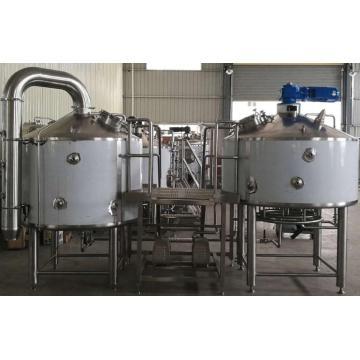 Matériel de microbrasserie sanitaire en acier inoxydable à soudure TIG