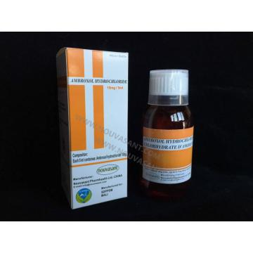 Ambroxol Hydrochloride Oral Solution 15mg/5ml