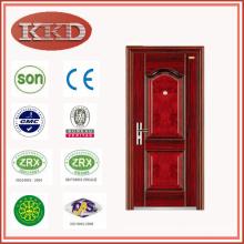 Economical Steel Security Door KKD-301 for Egypt Market