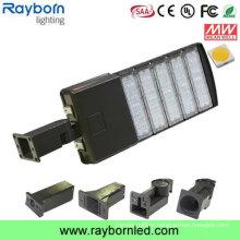 Outdoor LED Parking Lot Lighting Road Lamp Street Lights 100W 150W 200W 250W 300W LED Shoe Box Light