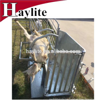 Sheep Turnover Crate Goat Yard Equipment Catching and Handling Equipment