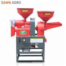 DAWN AGRO Combinado automático molino de arroz Pulido Pulverizador Máquina Precio