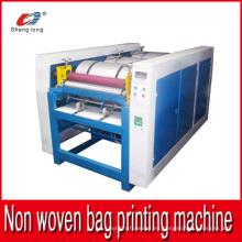 2015 Bolso no tejido de las nuevas llegadas y pedazo tejido PP de la máquina de impresión del bolso de Piece