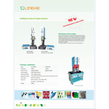 Ultrasonic Plastic Welding Machine for Nonwoven Bag