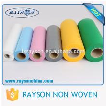 Top 100 Empresas Spunbonded Nonwoven Fabrics Rolo em Fabricação de Pano