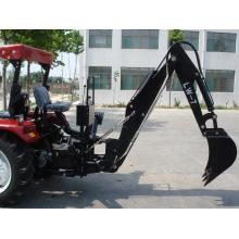 LW-7 series tractor mounted backhoe