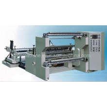 Máquina de corte y rebobinado de papel controlada por PLC (Serie BTM-A)