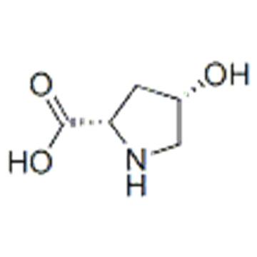 cis-4-Hydroxy-L-proline CAS 618-27-9