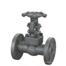 Vanne à gaz en acier forgé à haute température haute pression