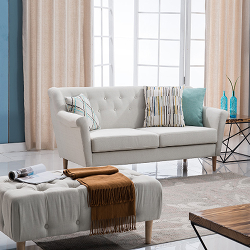 Fabric Combination Sofa Set