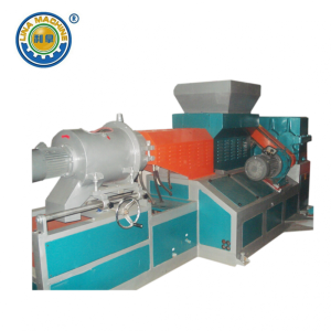 Large Capacity Water Ring Pelletizing Line