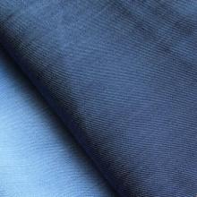 Tela de mezclilla 100% algodón azul oscuro de 12 oz