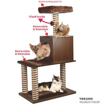 Wholesale Cat Trees, DIY Cat Tree (YS83295)