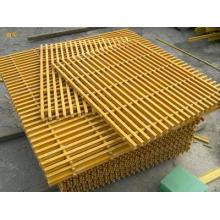 Antigleitendes Fiberglas / zusammengesetzte Gitter